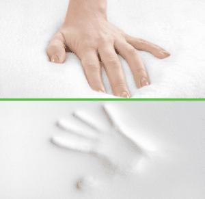 zenpur cervicale oreiller ergonomique
